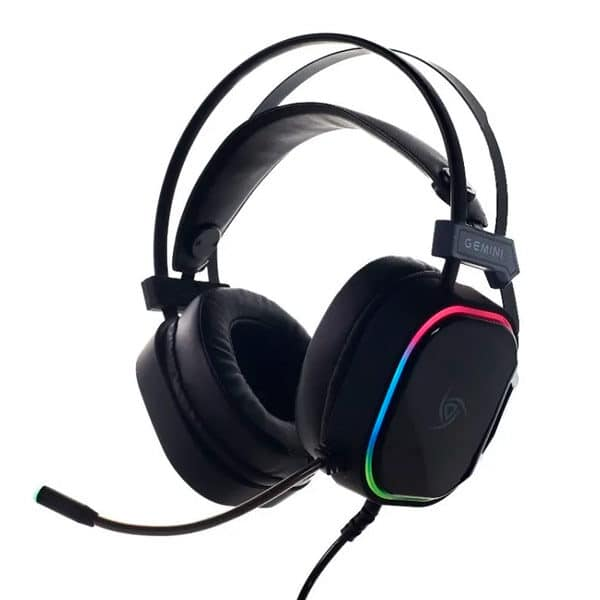 Audifonos Gamer VSG Gemini Black Edition