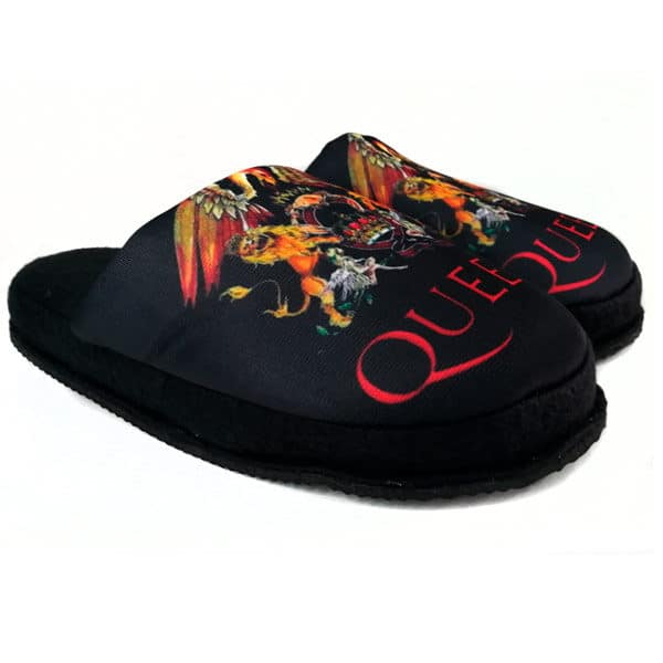 Pantuflas Rockeras Queen
