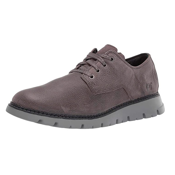 Zapatos Caterpillar Oxford Gris