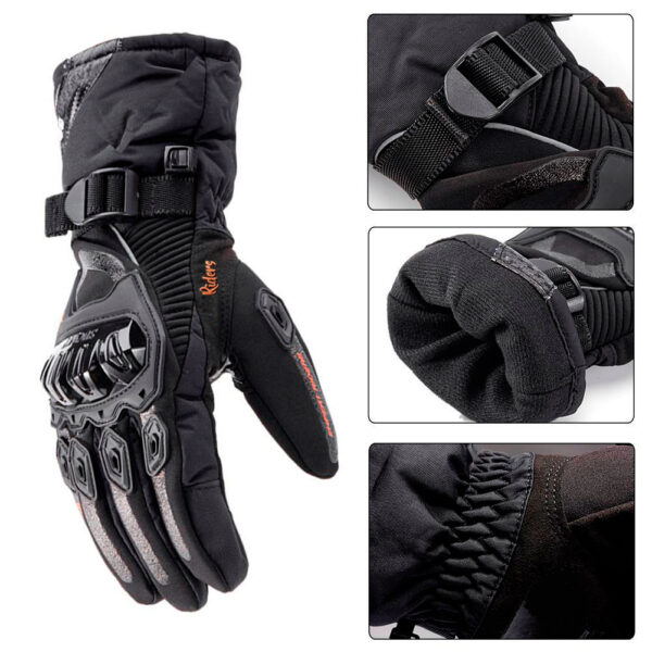 Guantes Impermeables